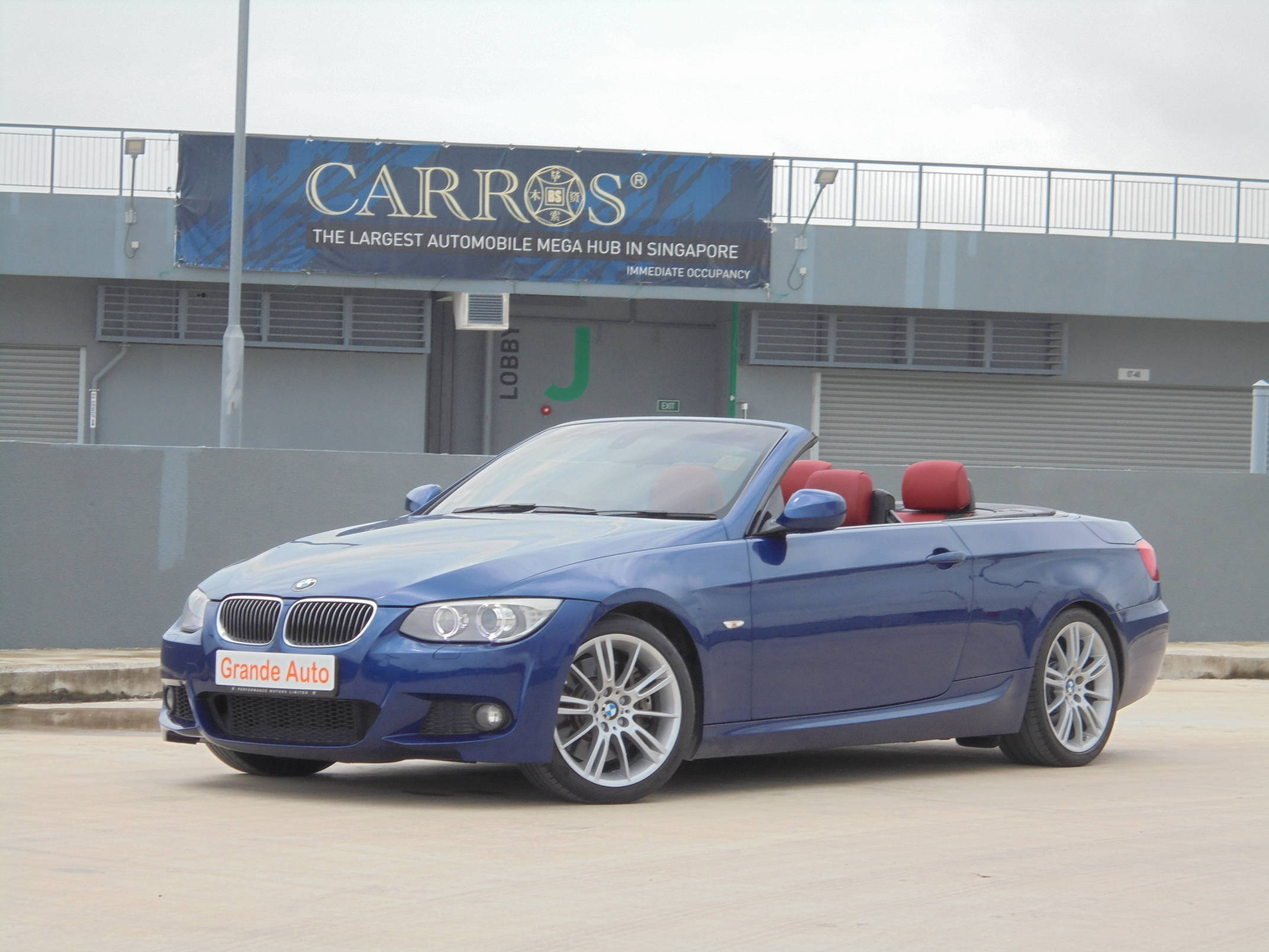 Grande Auto Credit Pte Ltd Bmw 335i Convertible M Sport Sports 28 Jul 2010 Read More